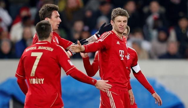 Arsenal busca un 'milagro' en Munich