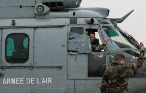 Mueren cinco militares de EEUU al caer helicóptero