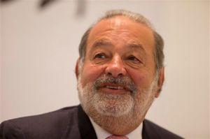 Imperio de Carlos Slim amenazado por reforma de Peña Nieto