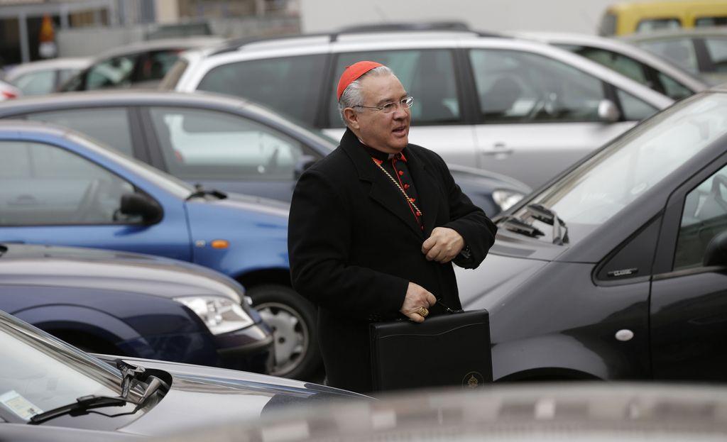 Arzobispo de Guadalajara entre los favoritos para Papa