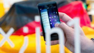 Nuevos BlackBerry llegarán con retrasos a EEUU
