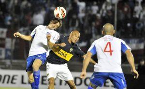 Boca Juniors se mantiene en la lucha en Libertadores