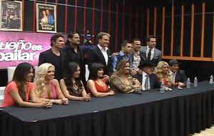 """Famosos listos para arranque de """"Mi sueño es bailar"""" (Video)"""