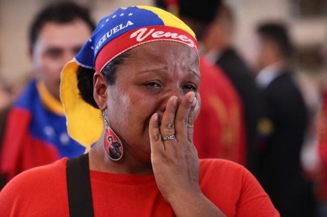Capriles se excusa con familia de Chávez