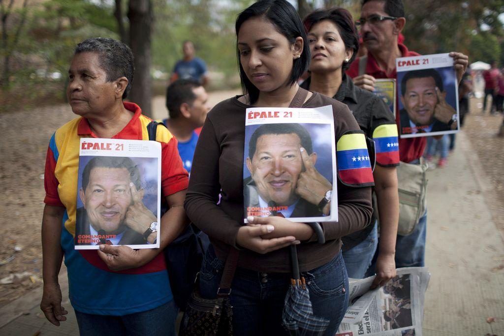 Cuerpo de Hugo Chávez es trasladado hoy a museo en Caracas