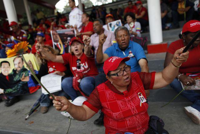 Inicia traslado del cuerpo de Hugo Chávez (En Vivo)