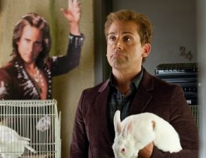 Steve Carell hace magia en 'The Incredible Burt Wonderstone'