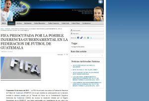 Guatemaltecos  reciben amenaza