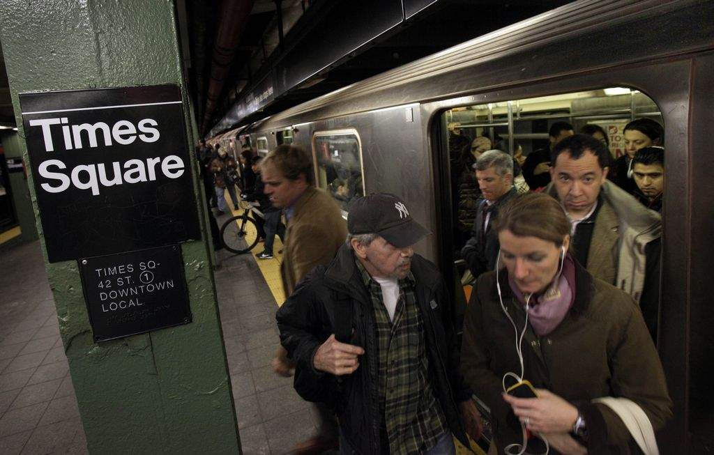 Muere otra persona en las vías del tren de NY