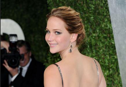 Jennifer Lawrence la favorita del príncipe Enrique (Fotos)