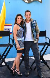 Carlos Ponce y Kate del Castillo arrancarán pasión