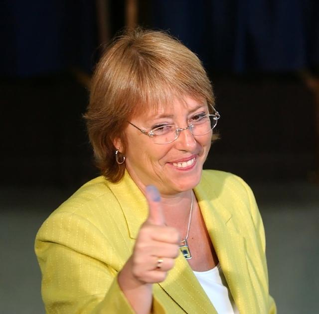 Bachelet será proclamada candidata a primarias