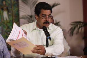 Maduro alerta a Obama sobre plan para asesinar a Capriles (Video)