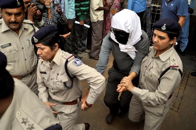 Arrestan a implicados en violación de turista