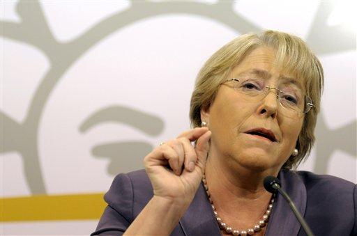 Democracia Cristiana desafía a Bachelet en primarias chilenas