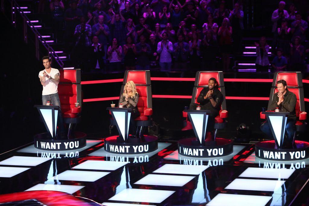 """""""The Voice"""" regresa con Shakira y episodios de dos horas"""