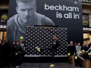 Beckham, de nuevo, el que más gana