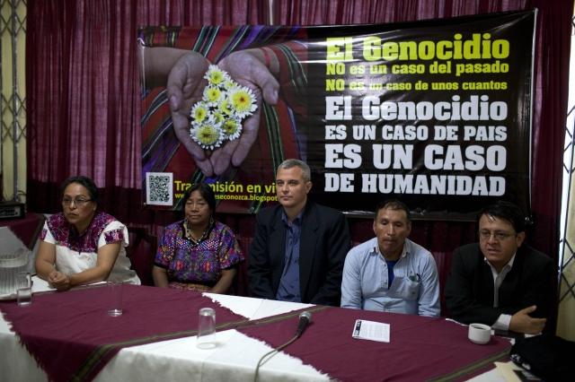 Expectativa por juicio a Ríos Montt