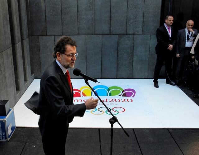 Madrid quiere Juegos del 2020