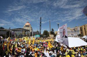 Morena se moviliza para proteger a Pemex de privatización