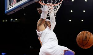 Anthony regresa y anota 21 en triunfo de Knicks (Fotos)