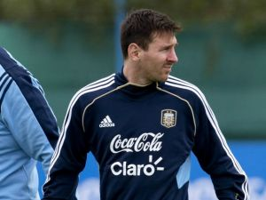 Argentina vs Colombia se jugará en Rosario
