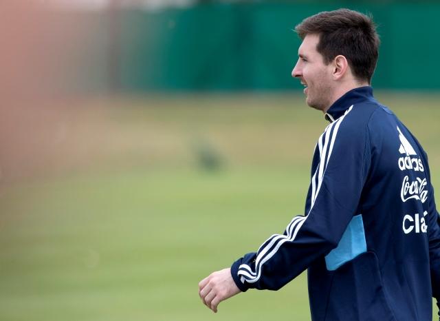 Merecido reposo para Messi