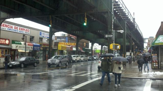 Nueva imagen para la Avenida Roosevelt