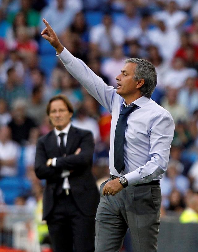 Mourinho arremete contra detractores