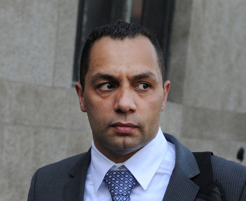 Expolicía Moreno cuenta su historia desde la cárcel