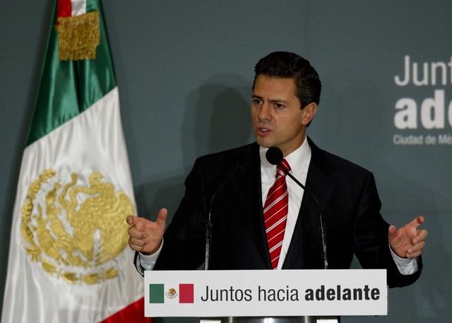 Peña Nieto apuesta por la seguridad a largo plazo