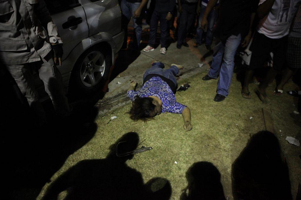 Prófugo el dominicano que mató a tres hermanos (fotos y video)