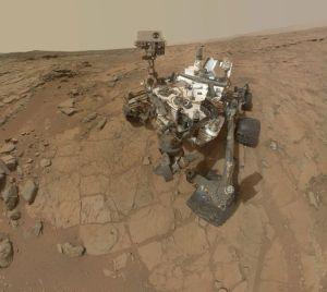 Curiosity volverá a rodar por Marte el 4 de abril