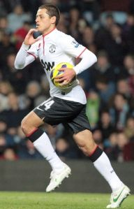 'Chicharito', ¿a la 'Juve'?