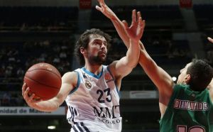 'Merengues' y 'blaugranas' avanzan en Euroliga de básquetbol