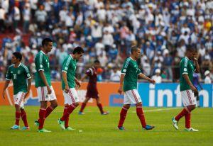 En México lamentan el empate del Tri frente a Honduras