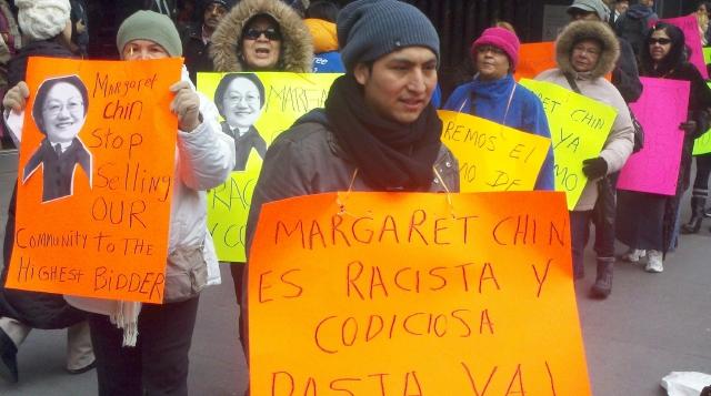 Vecinos de Loisaida demandan a concejal por discriminación