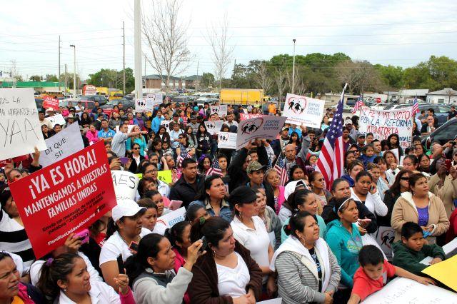 """Madres de """"soñadores"""" luchan por reforma migratoria"""