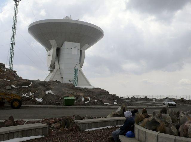 Telescopio mexicano explorará origen del universo