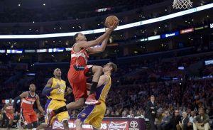 Wizards le roba la magia a Kobe y los Lakers (Fotos)
