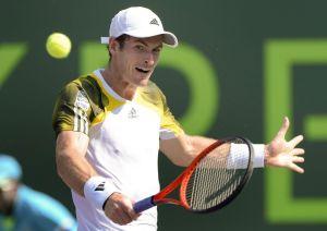 Murray avanza y Venus es baja en Miami (Video)