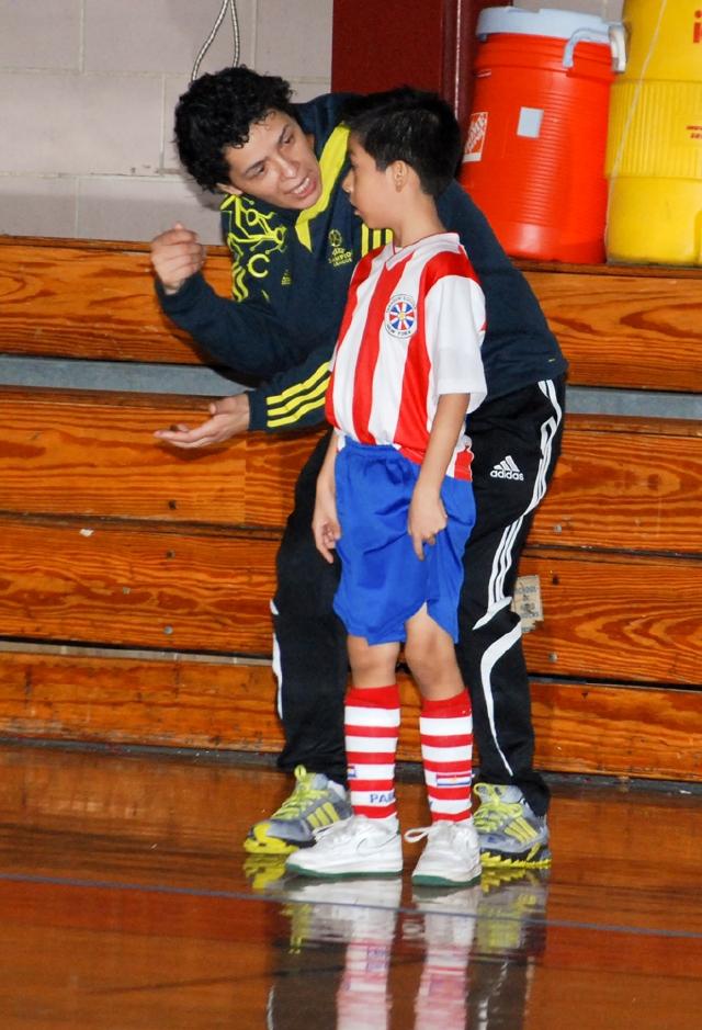 Mabel Núñez, el fútbol y su pibes