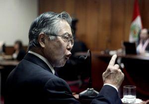 Fujimori sufre de depresión