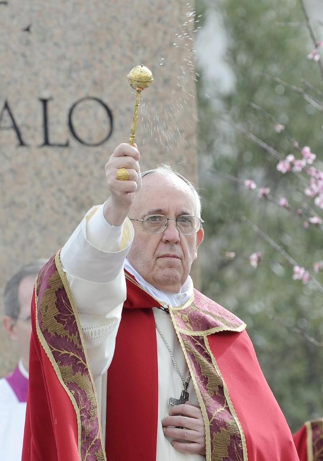 Papa celebrará misa de Pascua  en El Vaticano