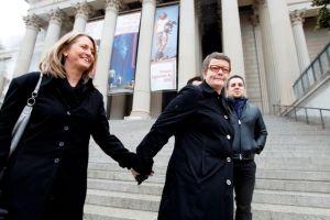 Inician vistas en el Supremo sobre matrimonios gays