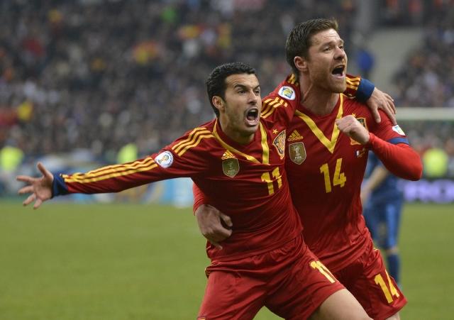 España recupera primer lugar