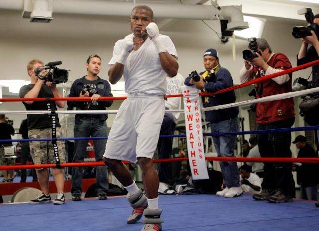'Guerra del boxeo' fuera del ring