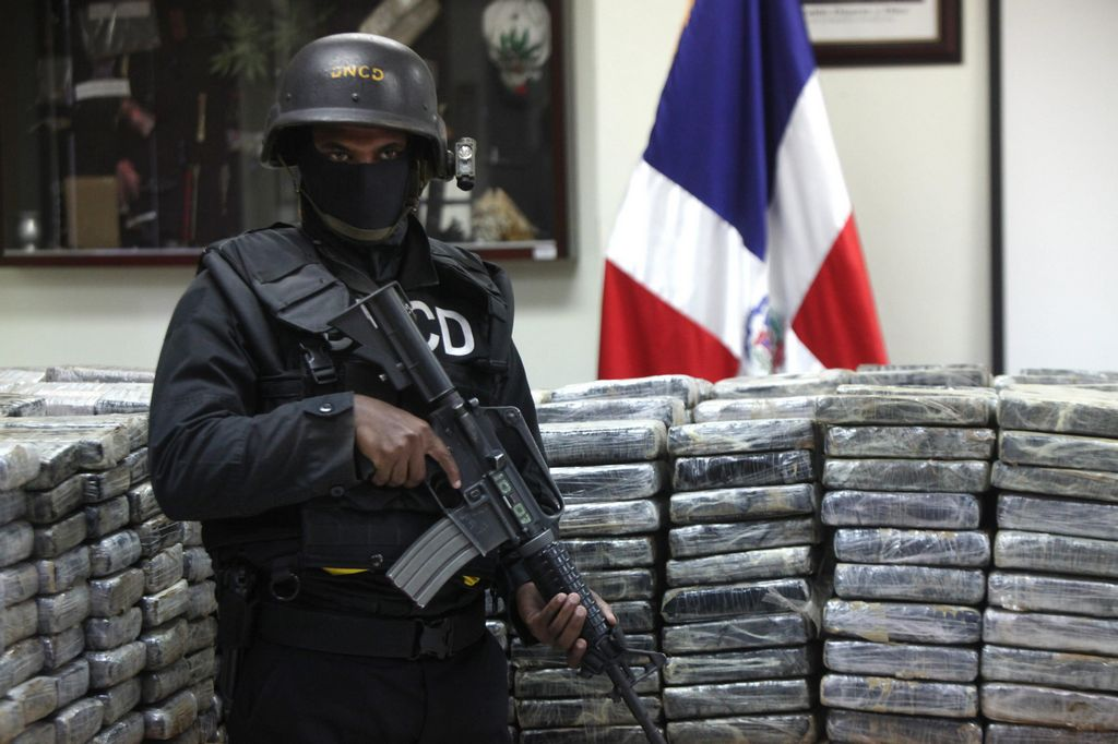 República Dominicana incauta 1.9 toneladas de cocaína (fotos)