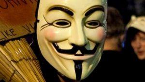 Anonymous amenaza con borrar a Israel de Internet