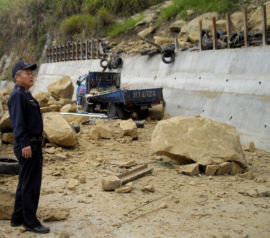 Sismo en Taiwán cobra una vida y deja múltiples daños (video)